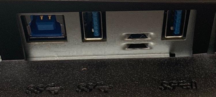 USB3.0ポート