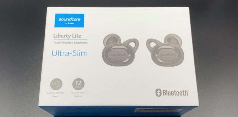 「Soundcore Liberty Lite」箱