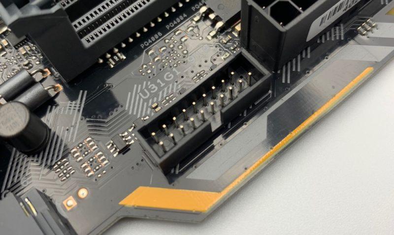 拡張USB3.1 Gen 1コネクター