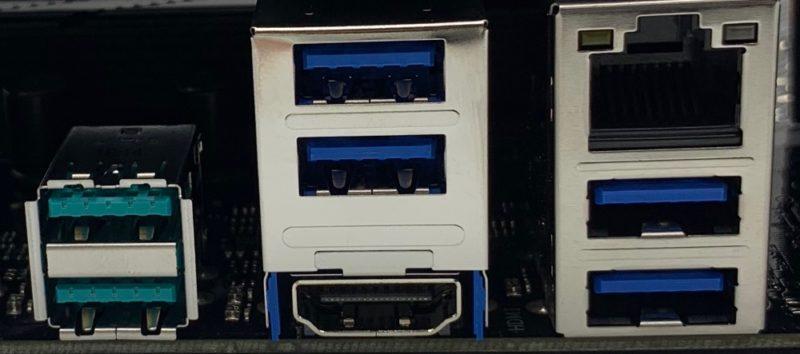 USB3.1 Gen 2とUSB3.1 Gen 1