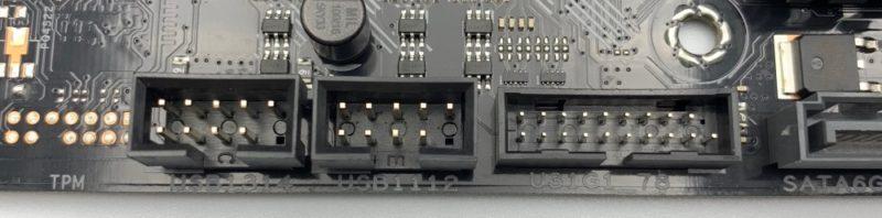 拡張USBポート
