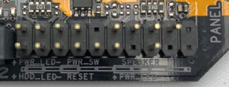 システムパネルコネクター