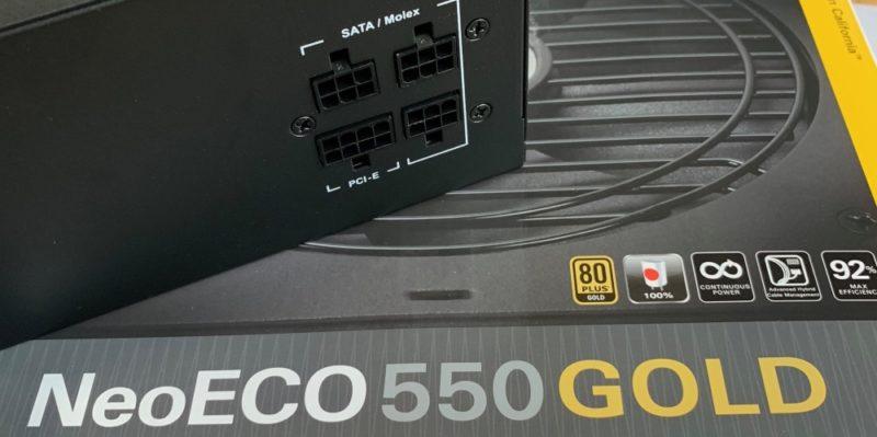 Antec NeoECO550 GOLD