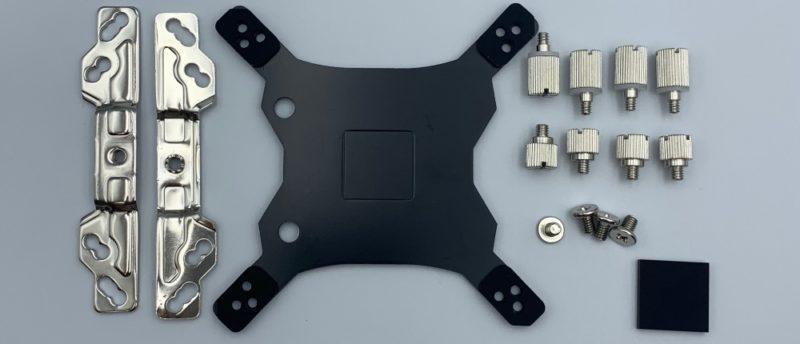 Intel製のCPUに使用する付属品