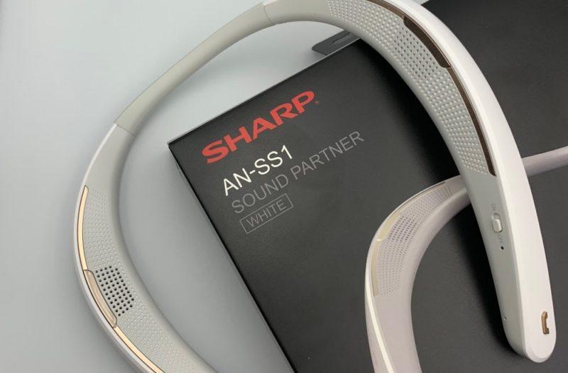 SHARP AQUOSサウンドパートナー「AN-SS1」