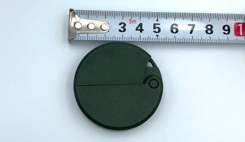 5cmほどの大きさの円形