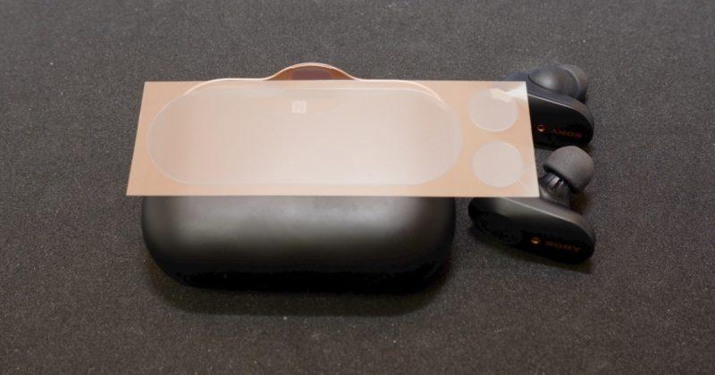 SONY WF-1000XM3 保護シート
