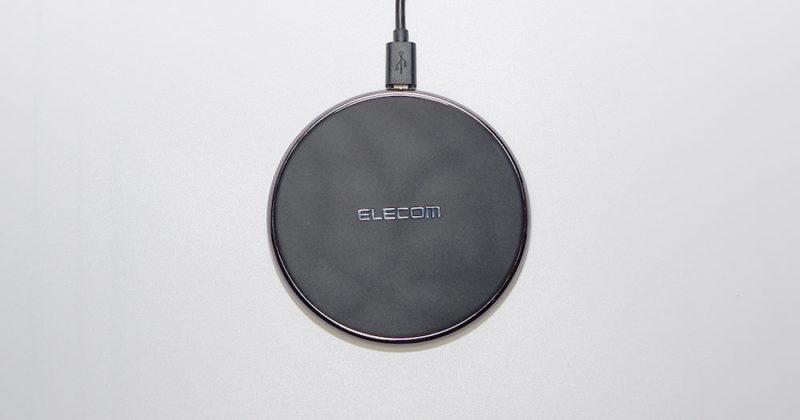 充電はMicro USBケーブル端子