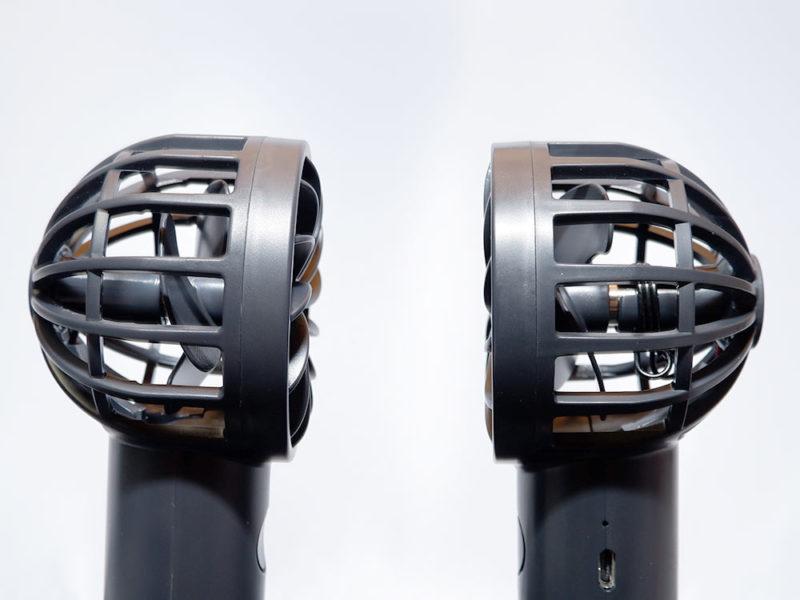 超小型ヘッドの形状が変化