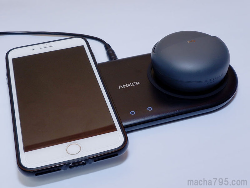 Anker PowerWave 10 Dual Pad は、異物探知や過電圧など安全性への対策もバッチリ