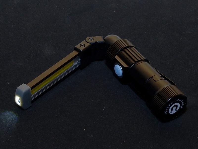 先端LEDライト(30ルーメン)