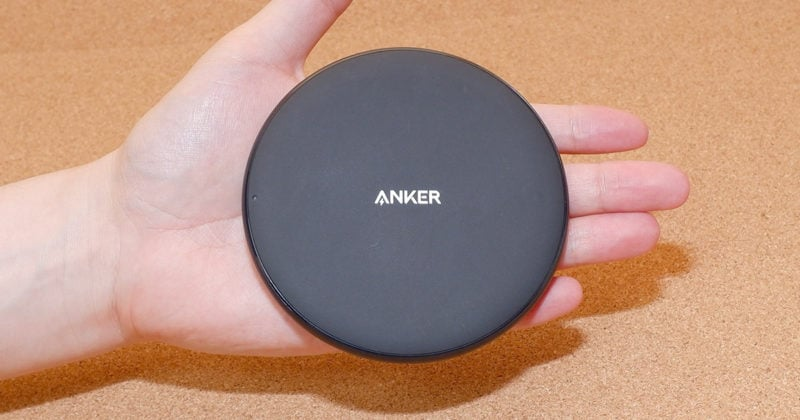 Anker PowerWave 10 Padの外観
