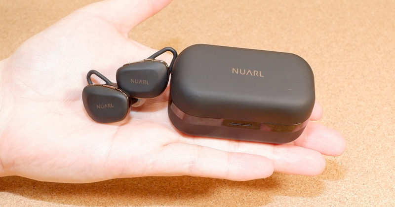 NUARL N6 Proレビュー