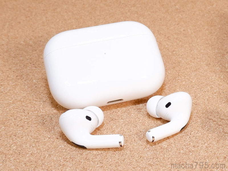 AirPods Proの特長
