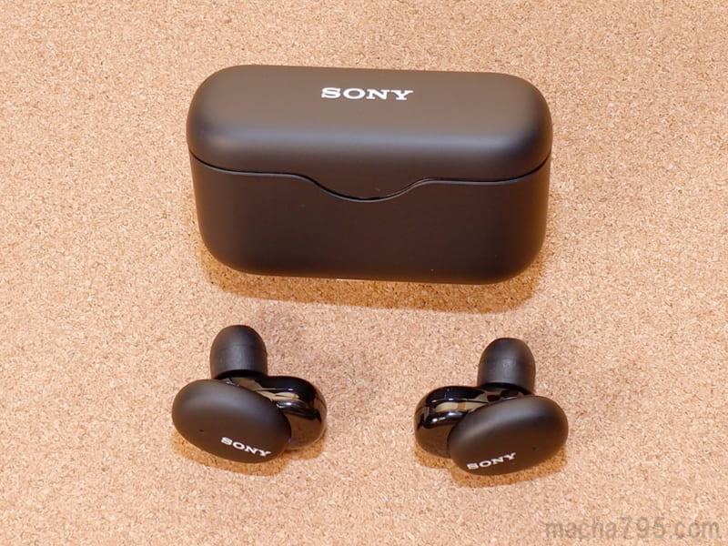 SONY WF-H800のバッテリー性能
