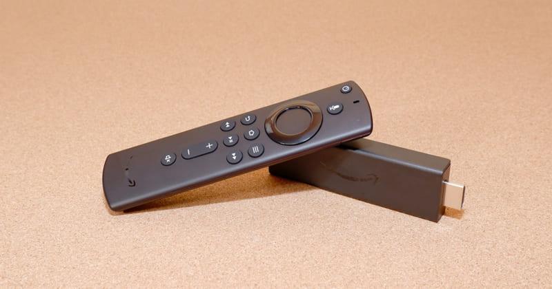 Fire TV Stick 4K レビュー