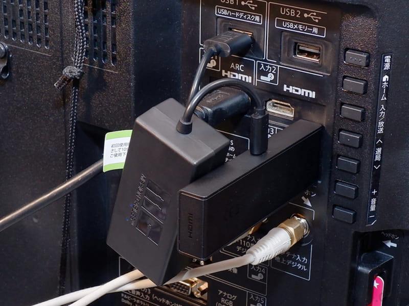 実際にMission Cables MC45を使う