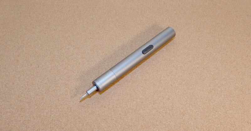 【800-TK045 レビュー】サンワサプライのペン型電動ドライバー