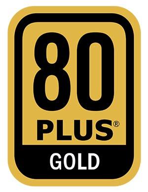 80 PLUS Gold 認証を取得
