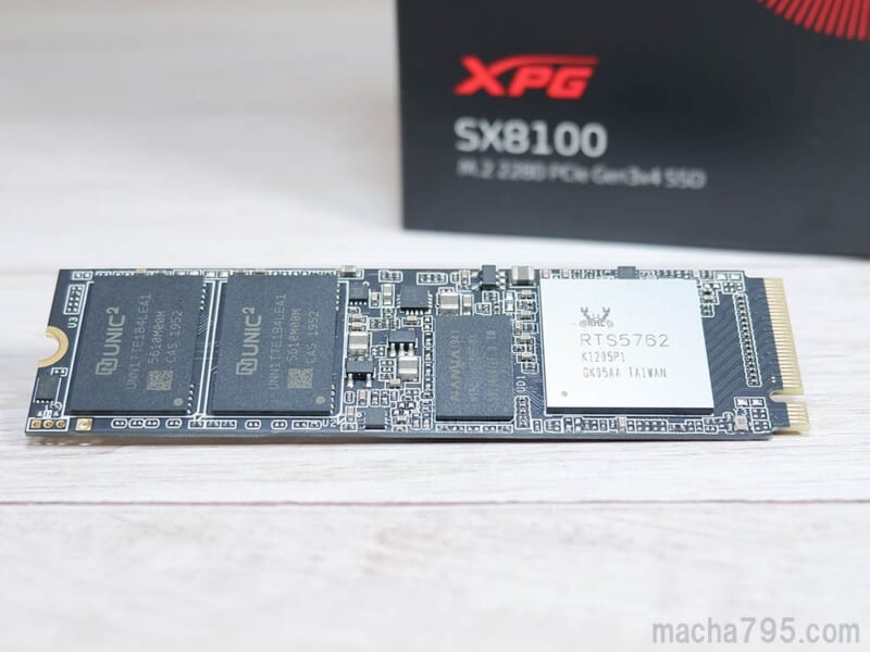 ASX8100NP-512GT-Cを購入