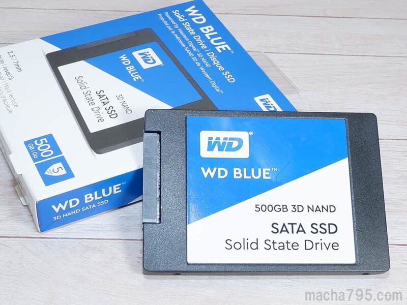 WD Blue SSD の特長