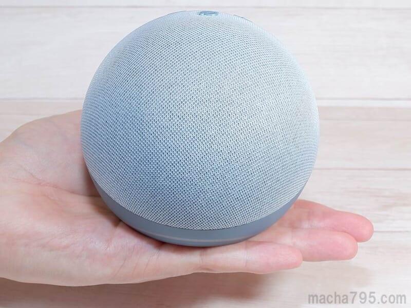 Echo Dot 第4世代の外観